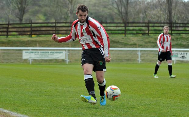 MOVING ON: Shortwood United right-back Sam Avery   Picture:Brian Rossiter