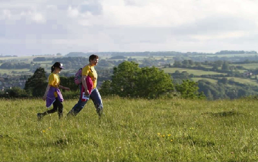 The Cotswold Care Hospice Solstice Walk takes place on Friday, June 20. Picture by Thousand Word Media