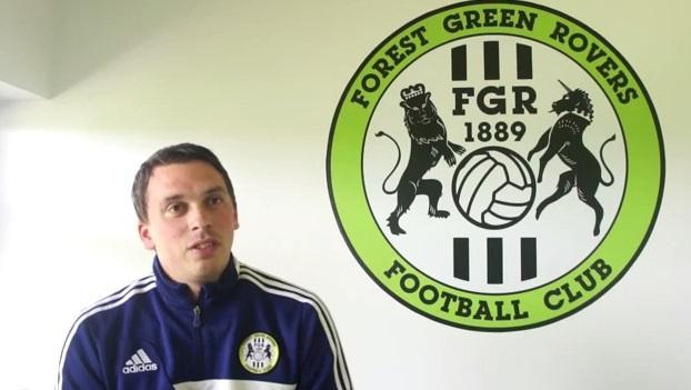 ee0da0da7f6465 FA Youth Cup  Academy boss Scott Bartlett relishing Bristol Rovers cup test