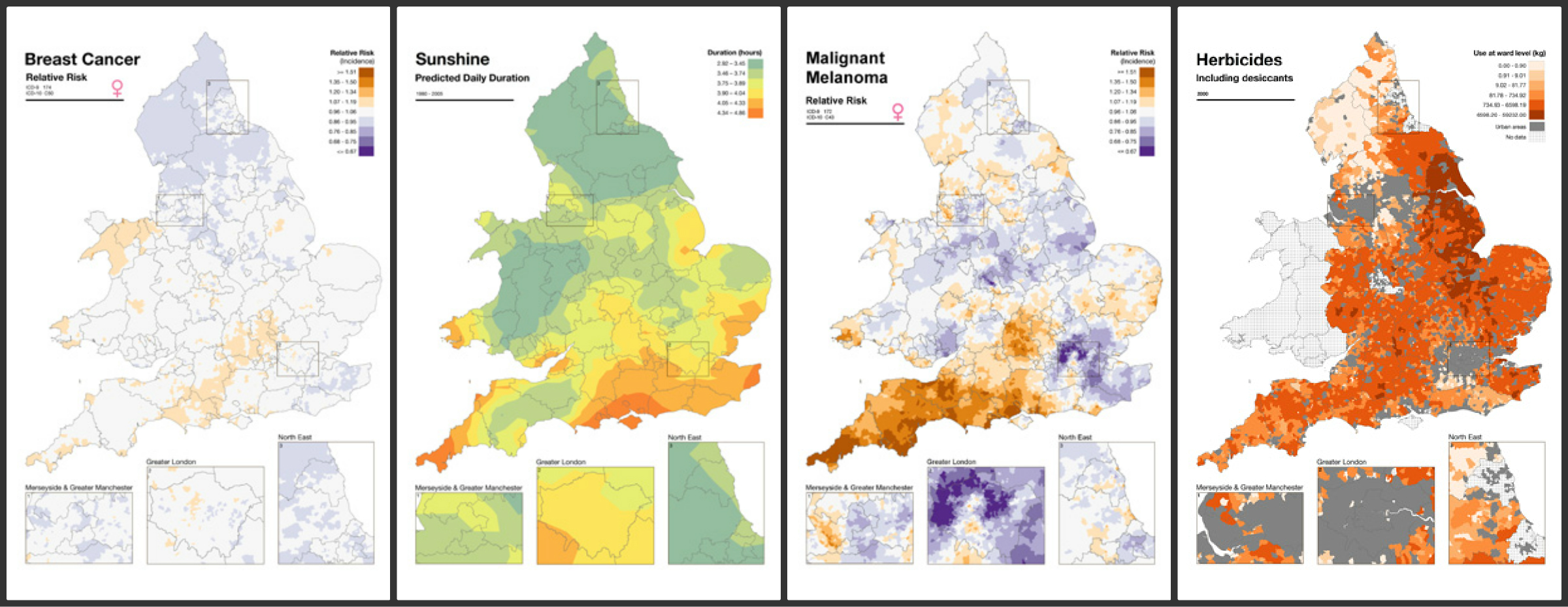 New interactive map pinpoints health risks in the Stroud district