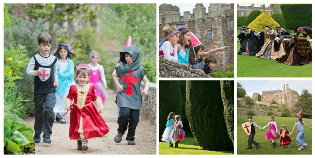 Family half-term fun at Berkeley Castle