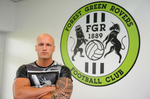 New FGR signing David Pipe