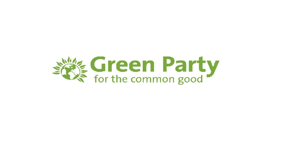 Euro Elections - Green Party manifesto