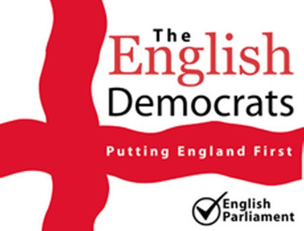 Euro Elections - The English Democrats manifesto