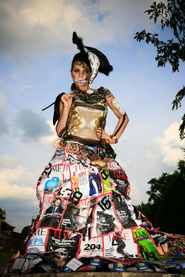 Stroud News and Journal: Sign up for this year's Art Couture Painswick
