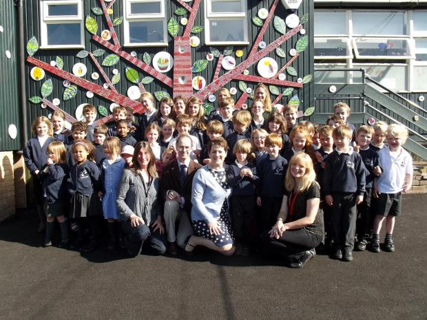 Sheepscombe Primary overjoyed with huge Ofsted improvement
