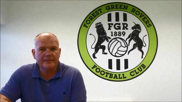 VIDEO: Forest Green assistant manager Dave Kevan discusses his playing  and coaching career and his thoughts on Forest Green