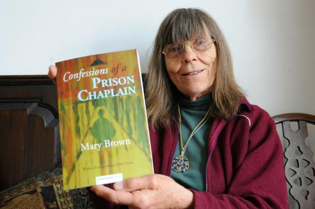 Prison Chaplain opens up in new book