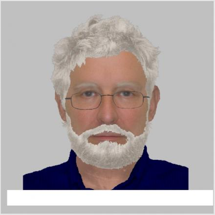 E-fit released of man wanted in connection with lewd act in Tetbury