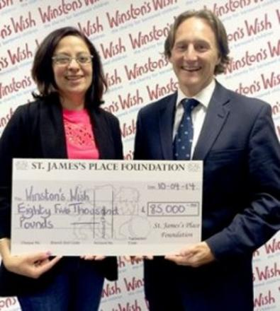 Charity given £85,000 boost to continue good work