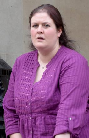 Rhiannon Brooker leaves Bristol Crown Court