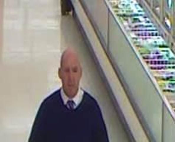 Stroud News and Journal: If you recognise this man, please contact police