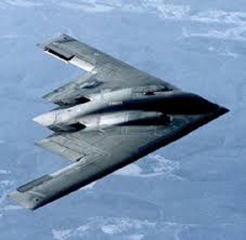 Stealth Bomber spotted zooming over the Cotswolds is part of RAF Fairford exercise