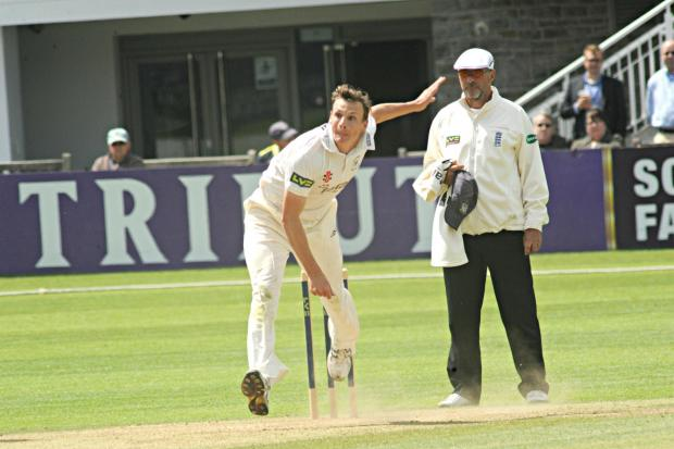 Will Gidman will leave Gloucestershire