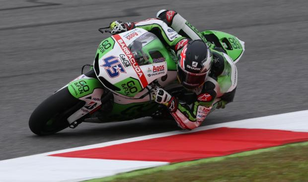 TOP BRIT: Scott Redding                                               Pic: Bonnie Lane
