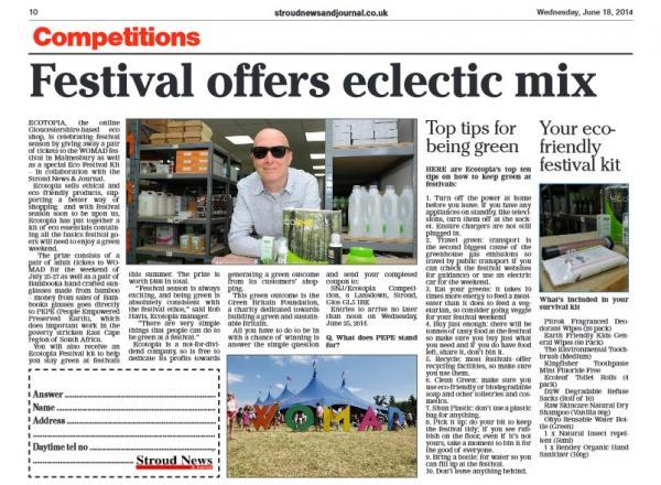 Stroud News and Journal: