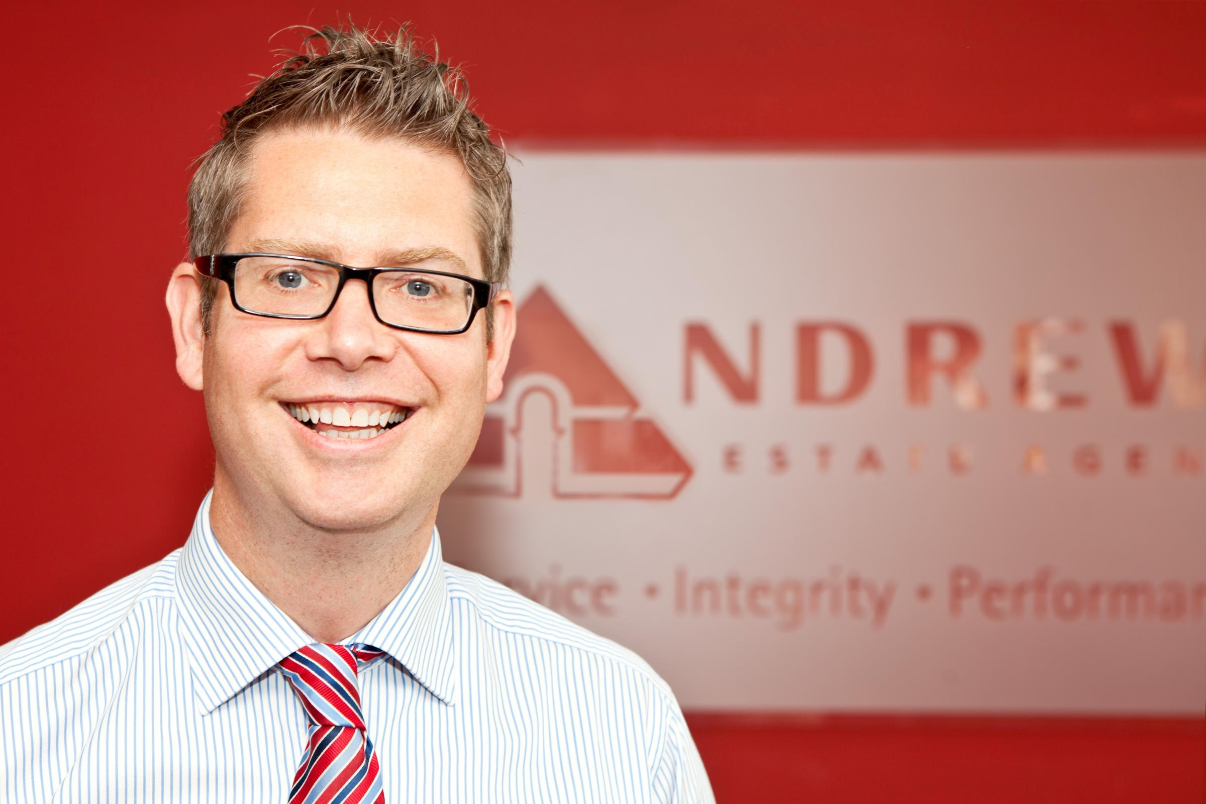 Jamie Dyer, Stroud branch manager, Andrews 01453 766753