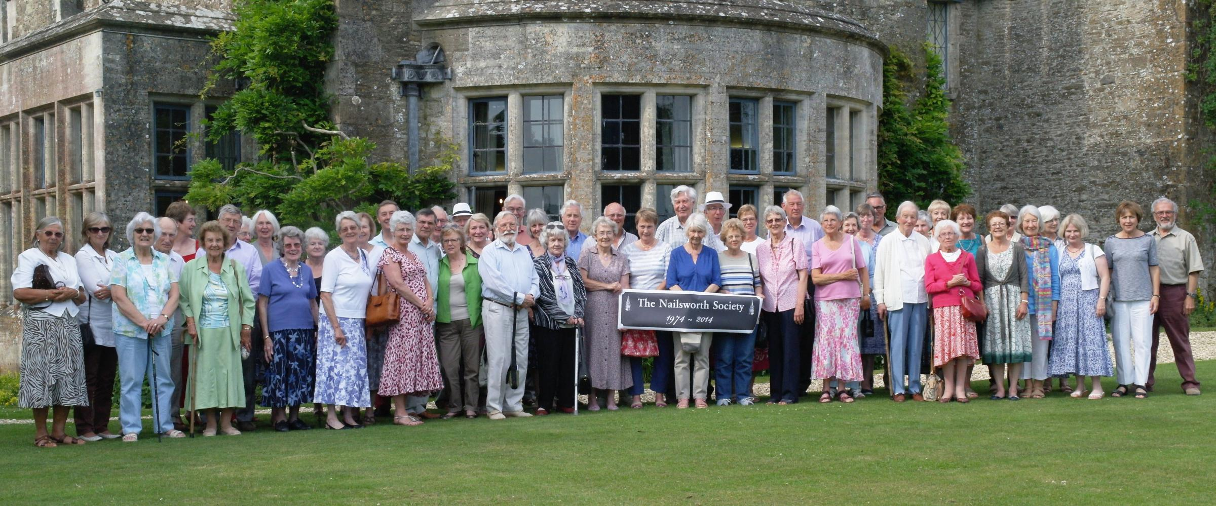 Nailsworth Society celebrate 40 years with a cup of tea
