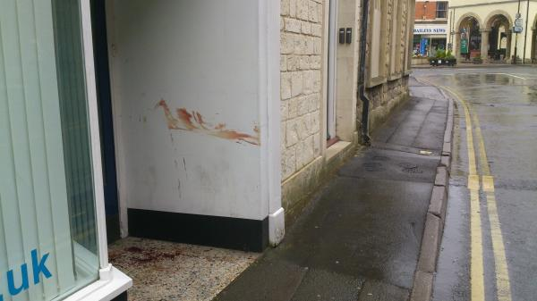 Stroud News and Journal: Man hospitalised after bloody brawl in Dursley