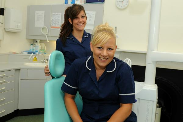 Dental nurse to sink teeth into charity run (From Stroud News and ...