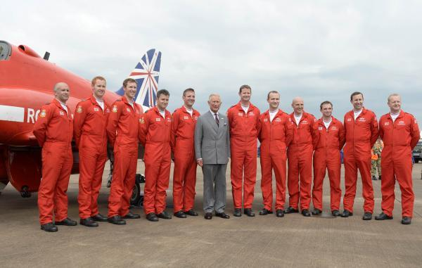 Stroud News and Journal: Air Tattoo welcomes royal visitor