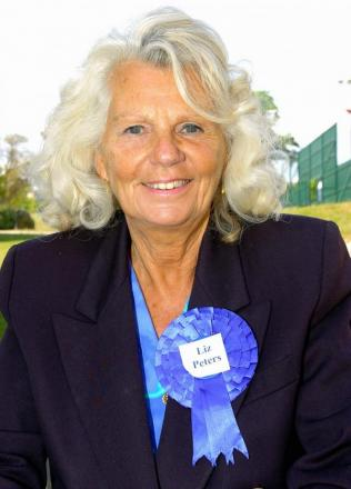 Councillor Liz Peters (Con, Chalford) will have to attend an equality and diversity course after a complaint was made about her using a racist phrase