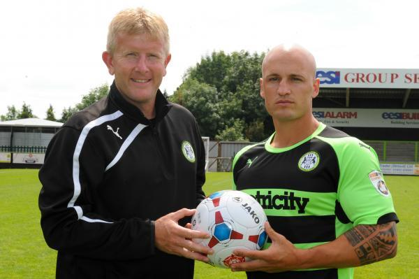 VIDEO: New Forest Green defender David Pipe speaks of his pride at being named captain
