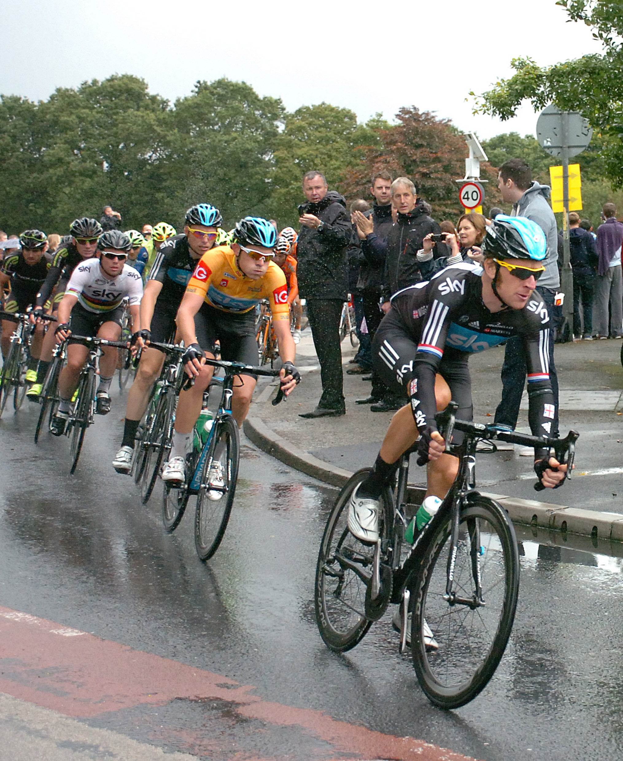 GCC prepare county's roads for Tour of Britain