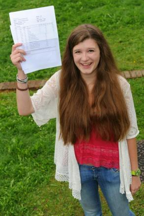 Stroud High School students' results break the records