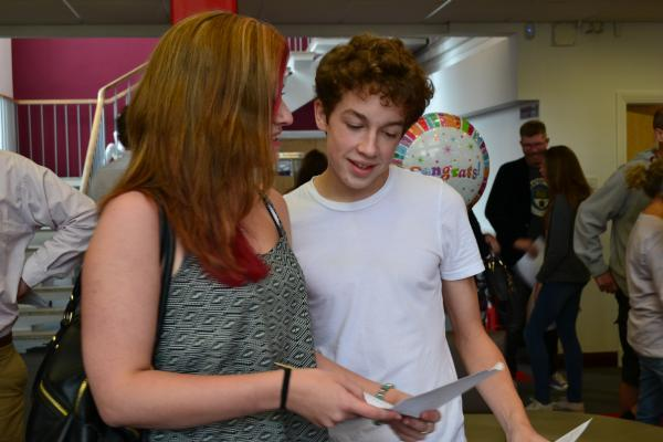 Maidenhill GSCE results in full