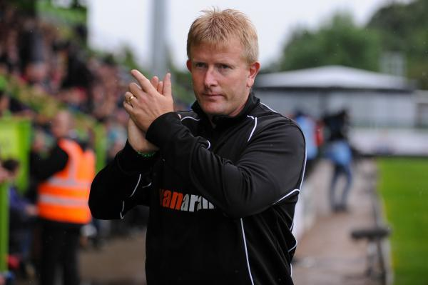 VIDEO: Forest Green manager Ady Pennock gives his thoughts on today's 1-1 draw with Bristol Rovers