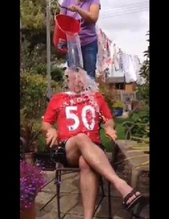 Ice Bucket Challenge completed for SNJ's Help Tessa appeal