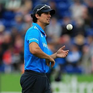 Alastair Cook has m