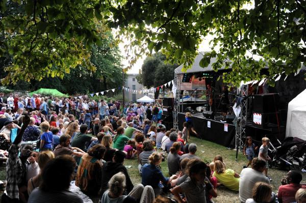 Stroud Fringe Festival weather forecast