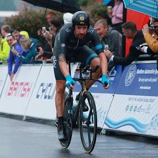Sir Bradley Wiggins will be back to defend the title he won in last year's Tour of Britain
