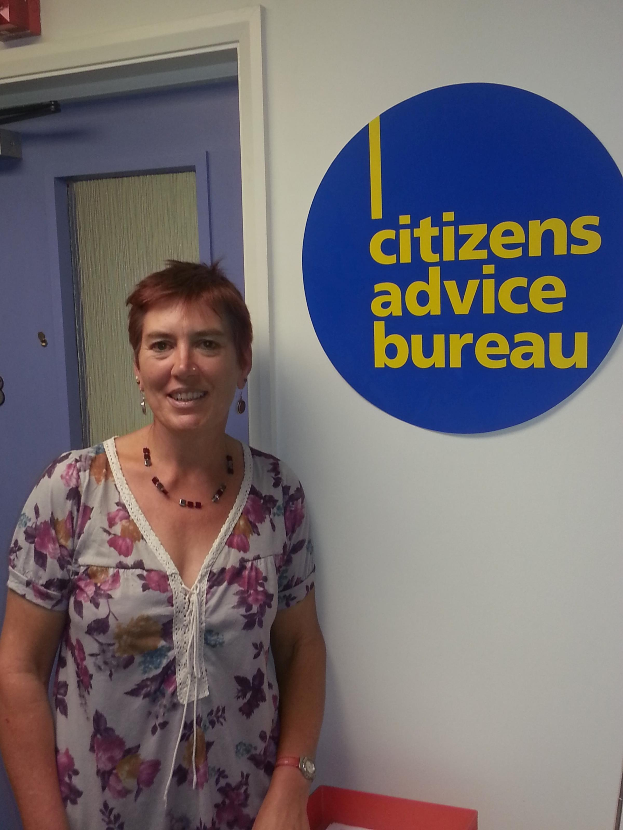 Sally Pickering Chief Officer at Stroud & District Citizens Advice Bureau (10023417)