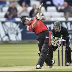 Stroud News and Journal: Paul Collingwood has been in fine form for Durham this season