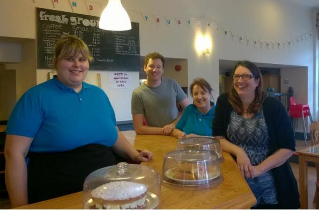 New community café to open its doors in Cainscross