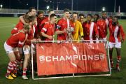 FOOTBALL:Wonderful Wilson secures spoils for Hartpury in national final