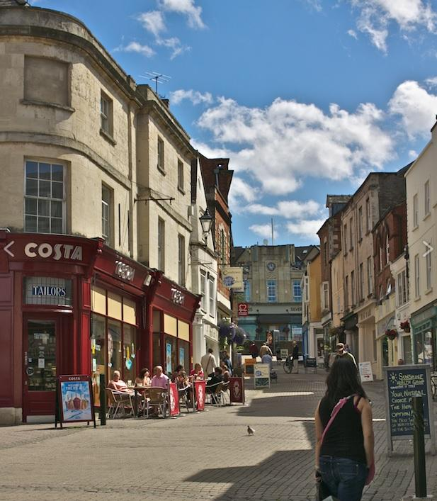 Stroud Town Council has now submitted the Neighbourhood Development Plan to Stroud District Council