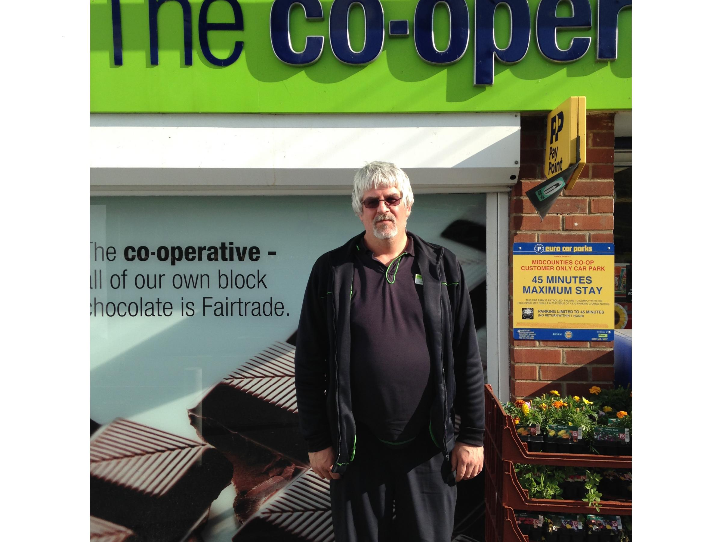 Stroud Co Op Suspends Shop Assistant Adrian Weekes After Tackling