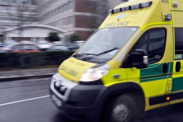 The South West Ambulance Service has a target to respond to 75 per cent of calls within eight minutes