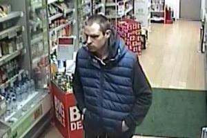 Caught on camera: Man sought in connection with a theft from Stroud Co-op amongst latest images