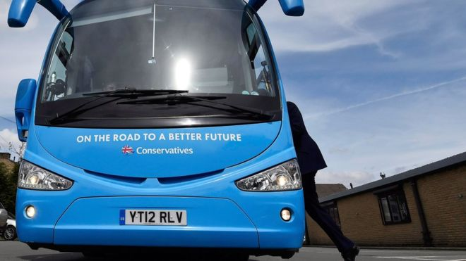 The investigation centres on whether costs to transport and accommodate bus-loads of Conservative activists to marginal constituencies in Gloucestershire should have been declared by candidates