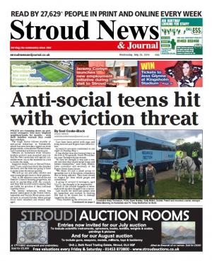Stroud News and Journal: This week's front page – Community facilities in Nailsworth could be forced to close if…
