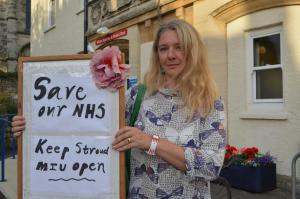 Stroud News and Journal: Community rallies together to try and save Stroud Minor Injuries Unit from overnight closure