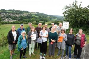 Stroud News and Journal: Developers appeal against decision to refuse permission for homes in Laurie Lee's Slad Valley