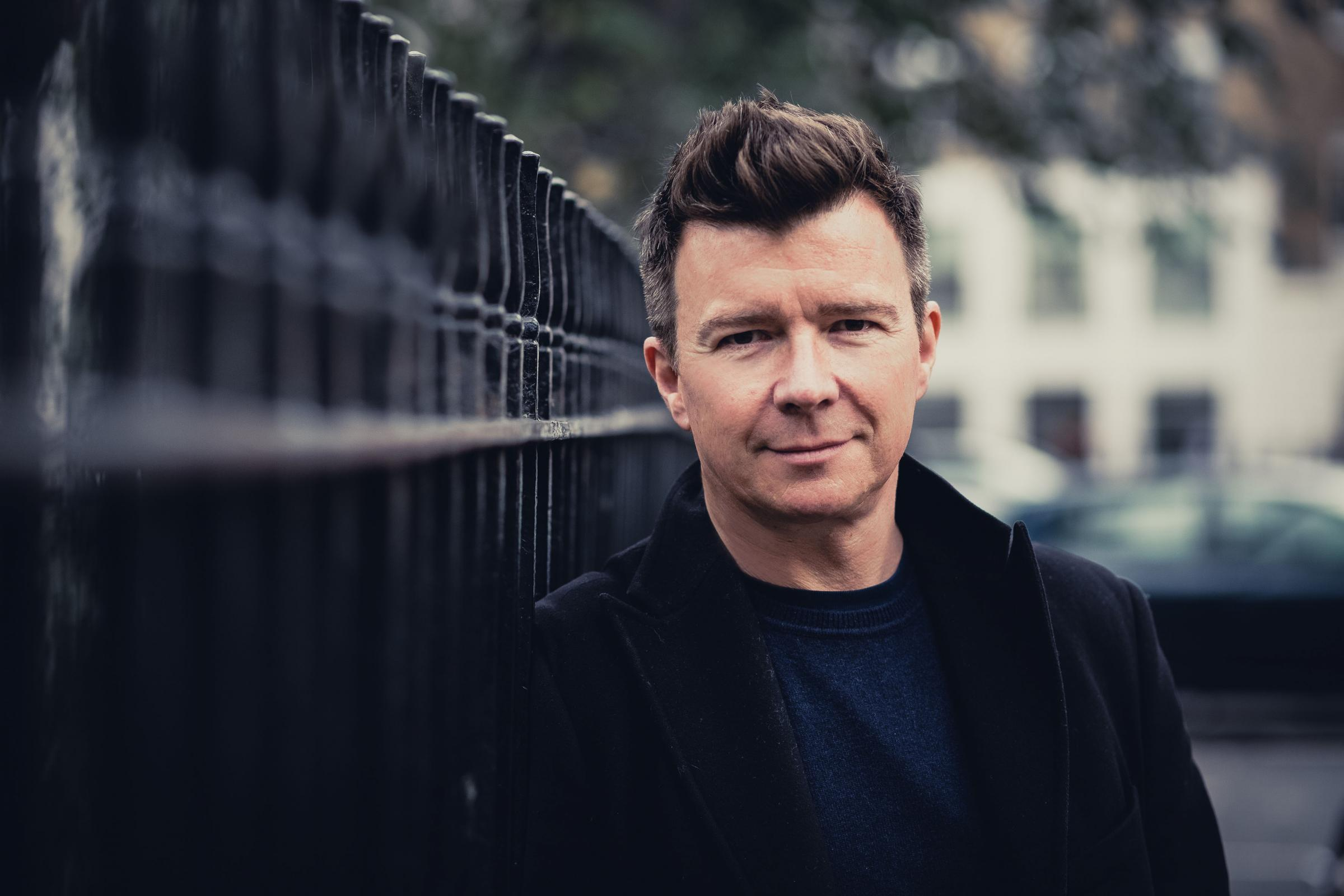 Rick Astley announces summer gig at Westonbirt Arboretum