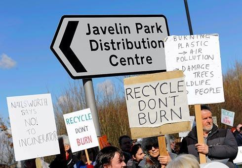 OPEN LETTER: Anti-incinerator campaigners message to Gloucestershire county councillors gains prominent signatories