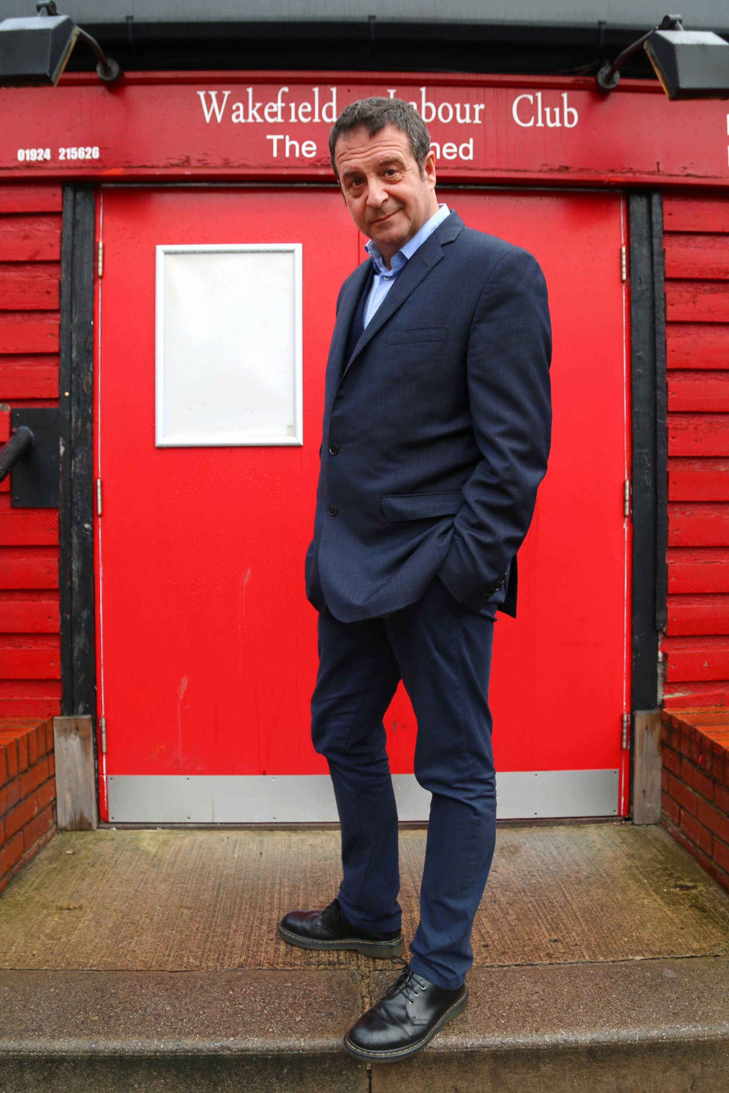 Mark Thomas: The Red Shed
